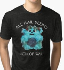 All Hail Beebo Tri-blend T-Shirt