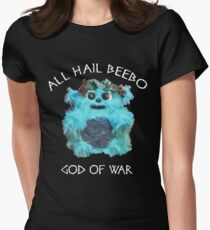 All Hail Beebo Women's Fitted T-Shirt
