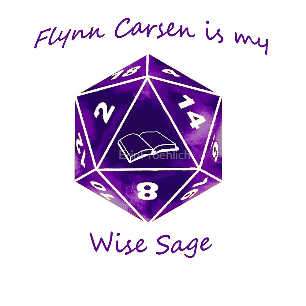Flynn the Sage by ErinFroehlich