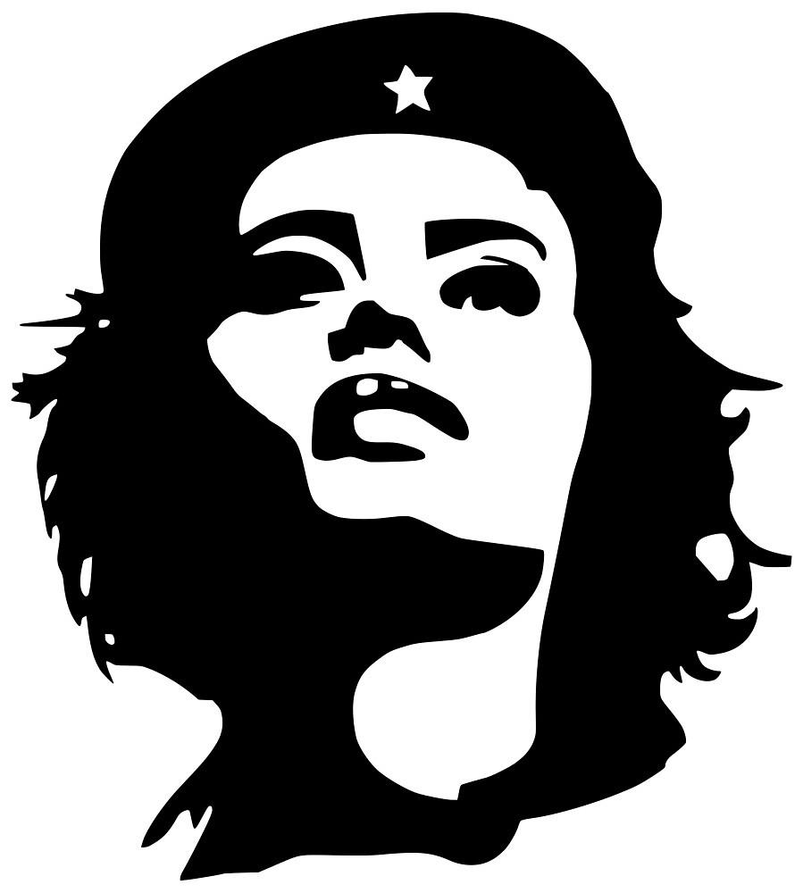 Revolutionary Woman by Cygopat