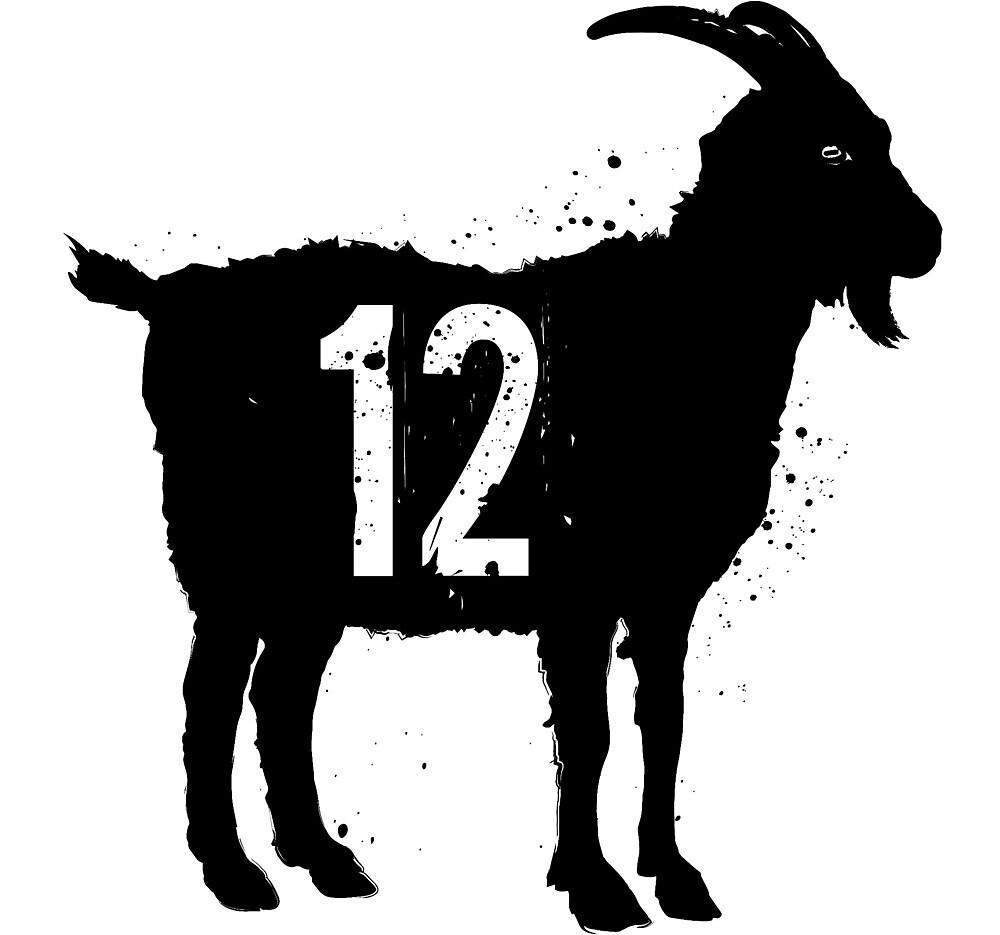 The Goat by houghsneckt