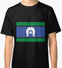 Torres Strait Islander Flag Classic T-Shirt