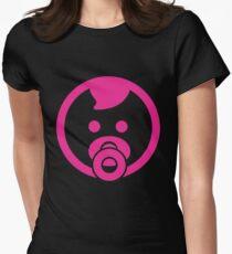 baby milk Women's Fitted T-Shirt