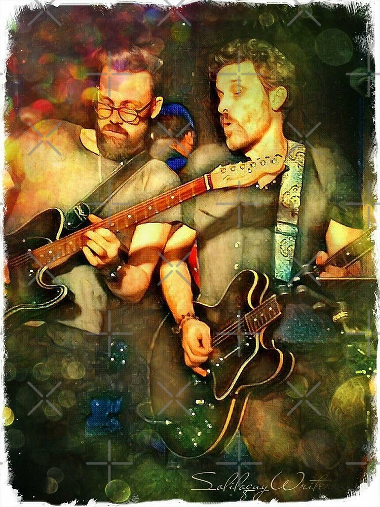 Brothers in Arms by soliloquywriter