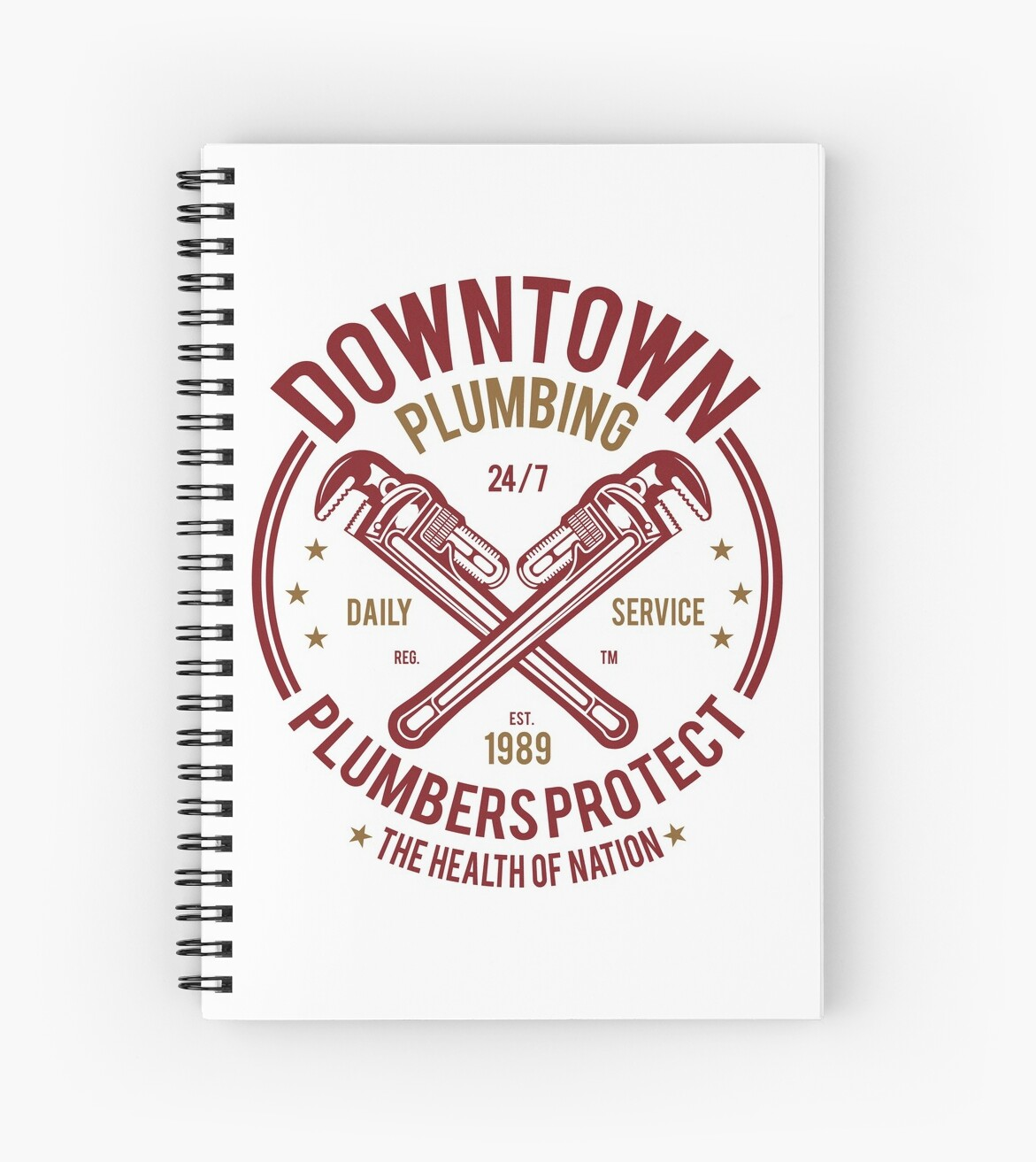 Downtown Plumbing - 24/7 - Plumbers Protect -  The Heath Of Nation - by flipper42