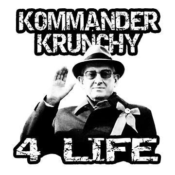Kommander Krunchy 4 Life by RidgwayFilms