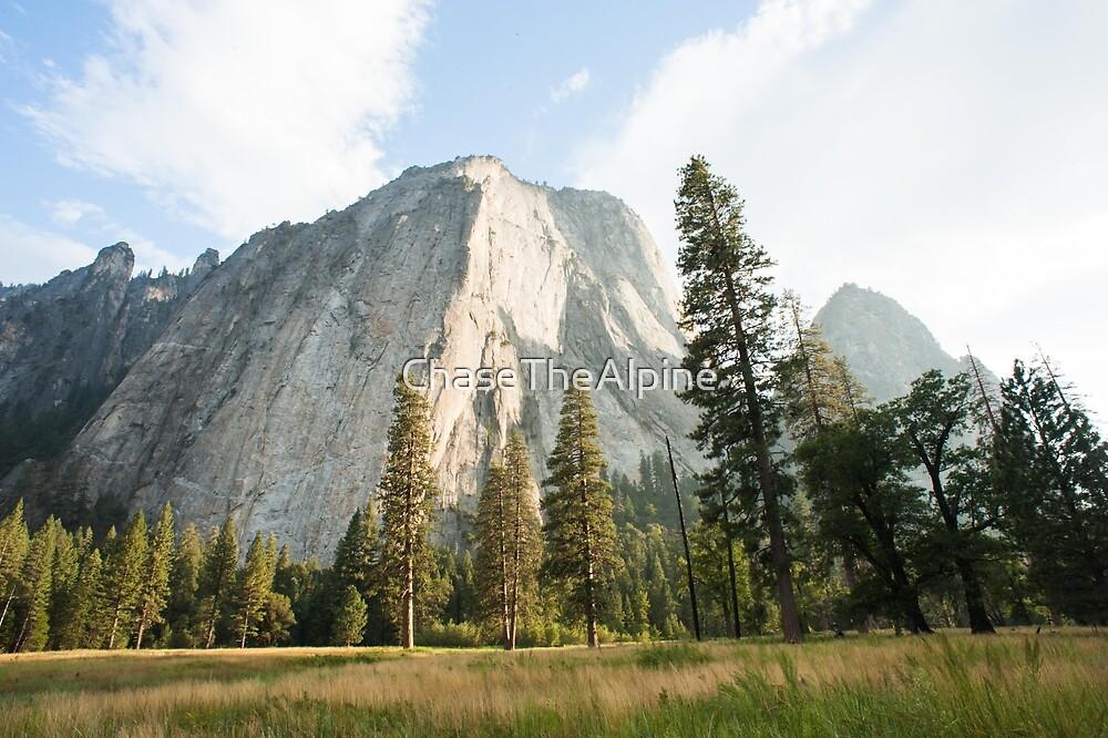 El Capitan Meadow by ChaseTheAlpine