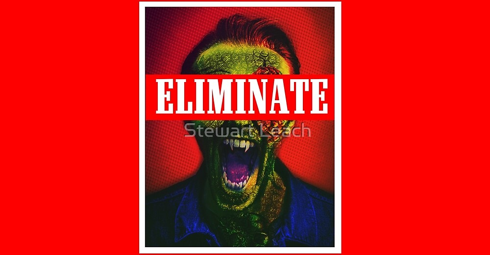 Eliminate by Stewart Leach