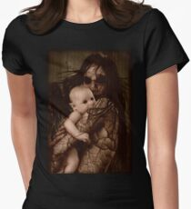 Protected Women's Fitted T-Shirt