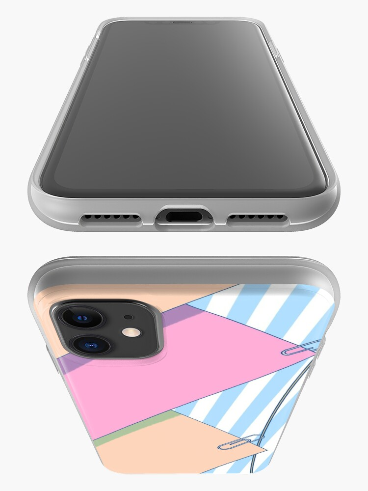 Alternate view of Paperlines iPhone Case & Cover