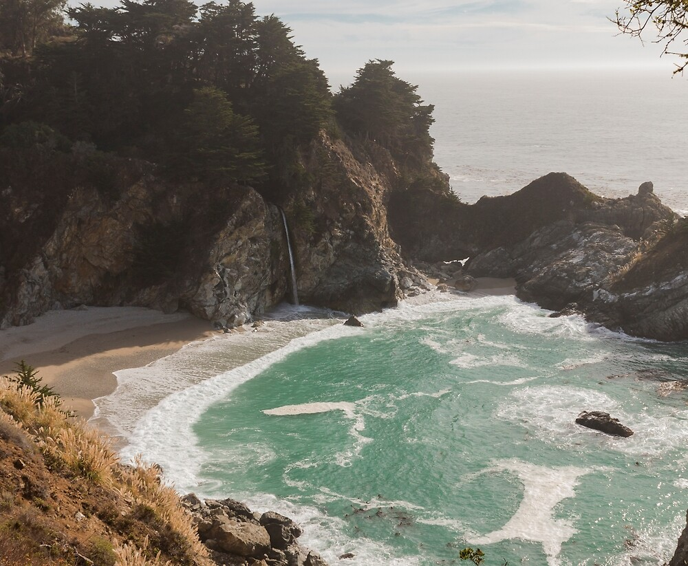 McWay Falls by teasingimages