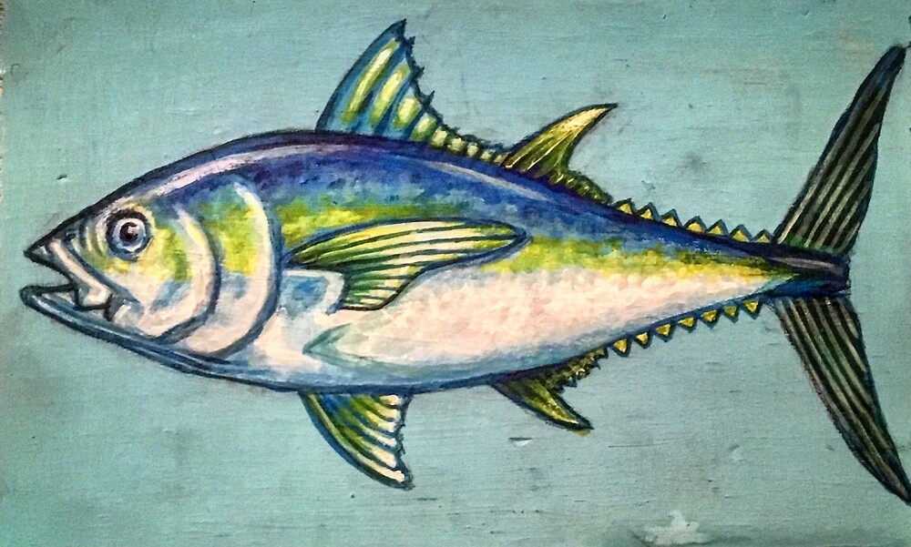 Tuna by Adaire252