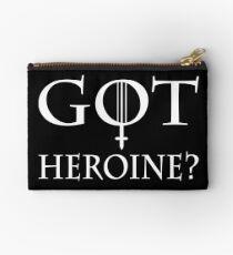 GOT Heroine? Studio Pouch