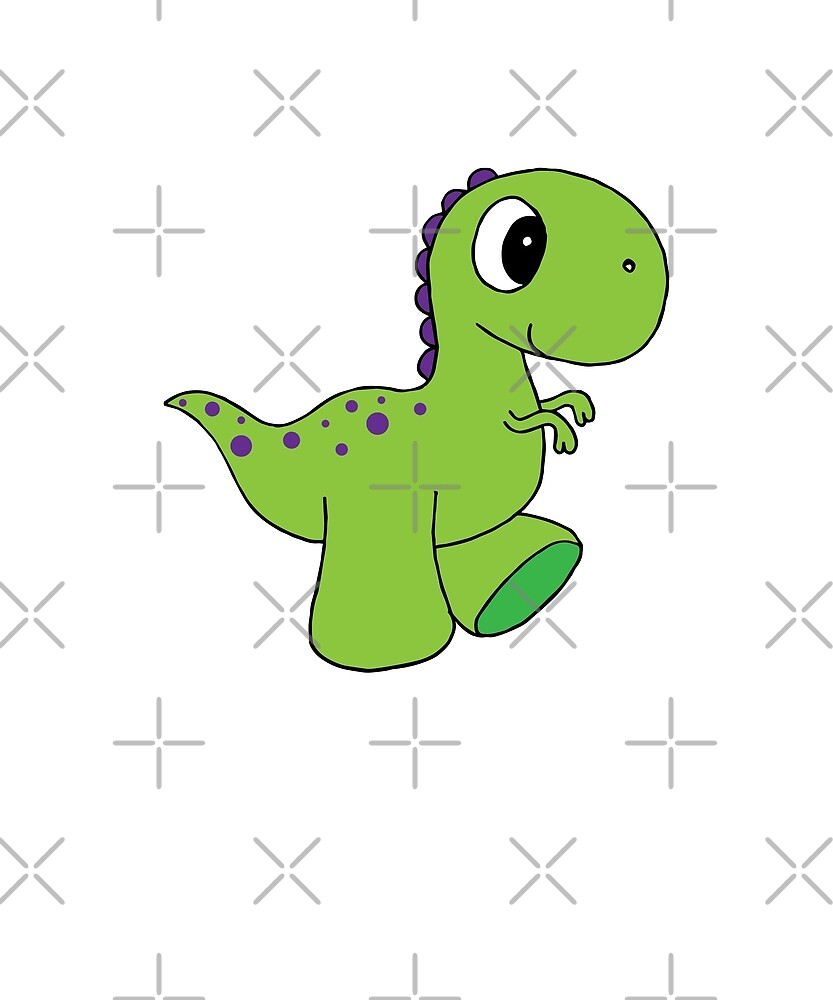 Five-A-Saurus 5 Year Old Birthday Dinosaur T-Rex by fatamyfan1