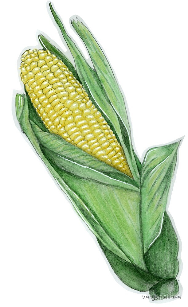 corn gang by verysmallbee