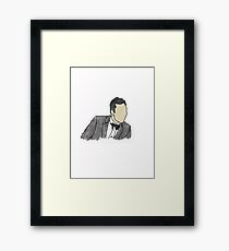 Jimmy Fallon Framed Print