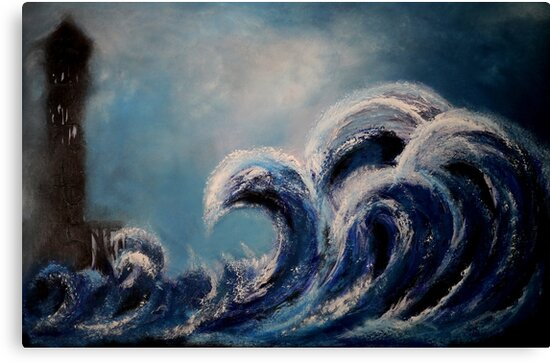 Storm by Redsonya888