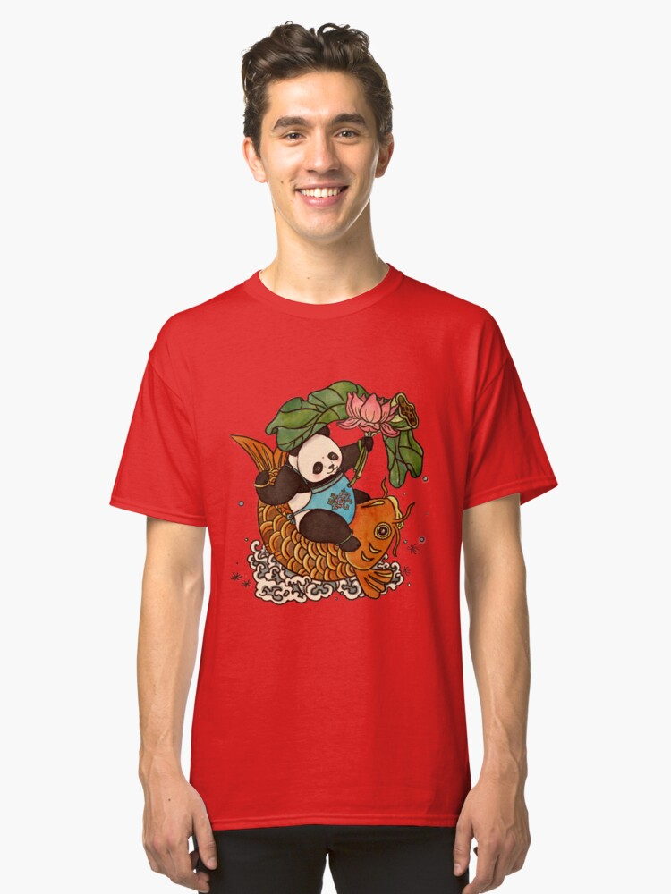 Abundance year after year Classic T-Shirt Front