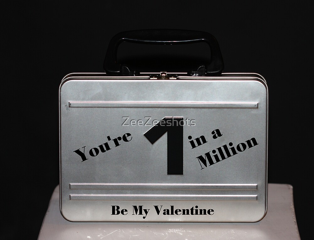 You're one in a million by ZeeZeeshots