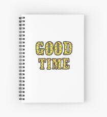 gud gud  Spiral Notebook