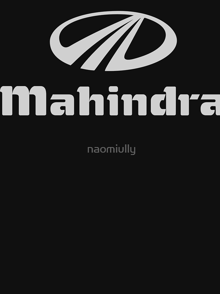 Mahindra logo by naomiully