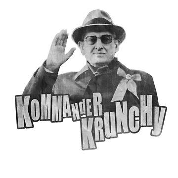 Kommander Krunchy by RidgwayFilms