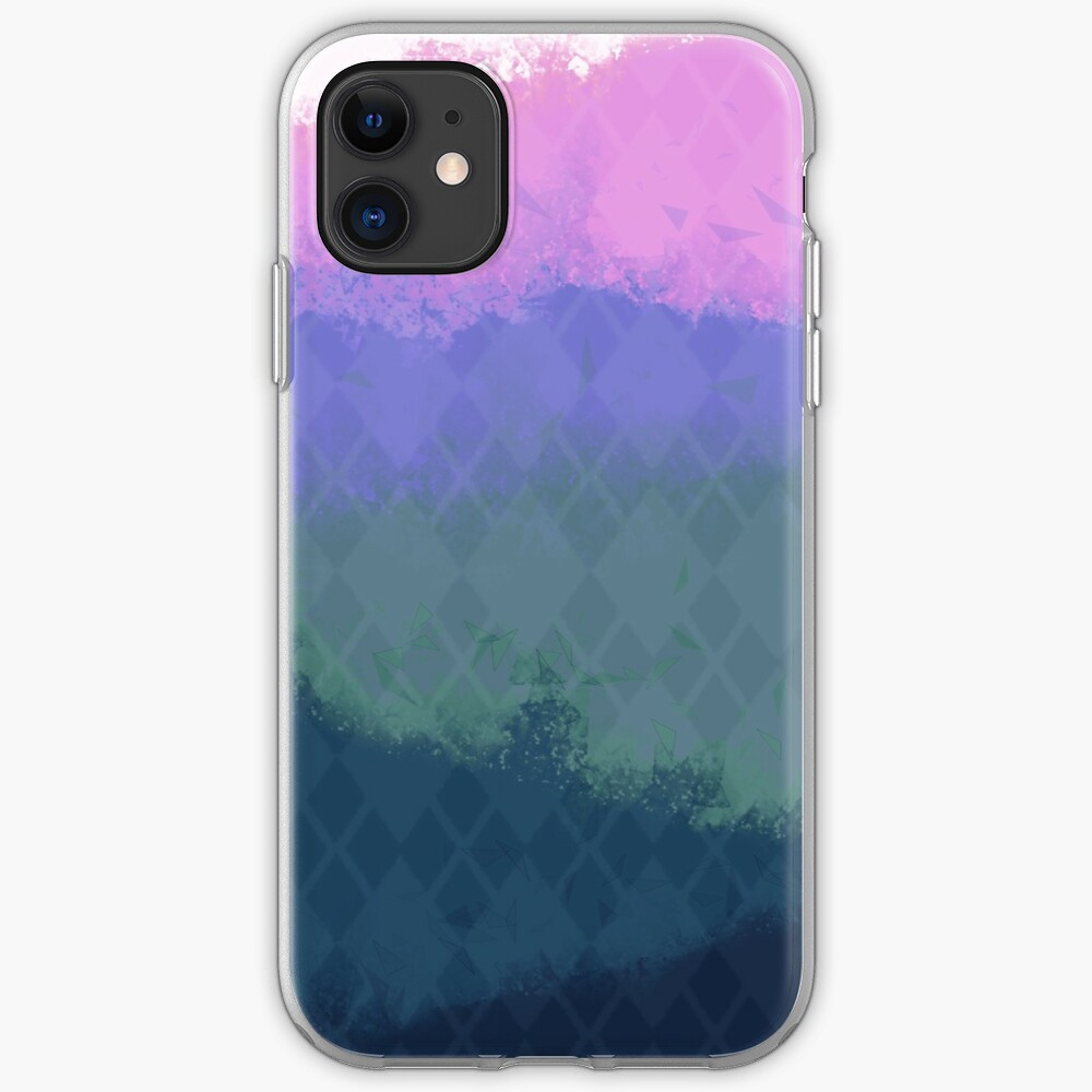 Pigment [COLD] iPhone Case & Cover