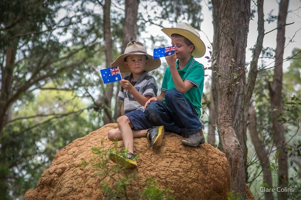 Aussie Kids by Clare Colins