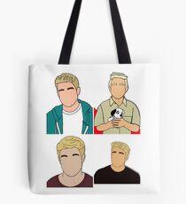 Bobby Lockwood x4 Tote Bag