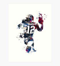 Ziege Brady Kunstdruck