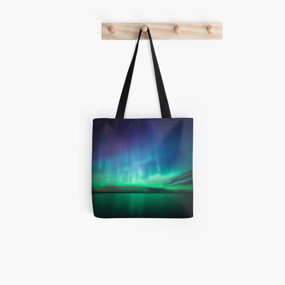 Schöne Nordlichter Tote Bag