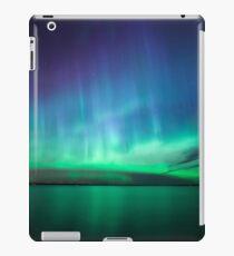 Vinilo o funda para iPad Hermosa aurora boreal