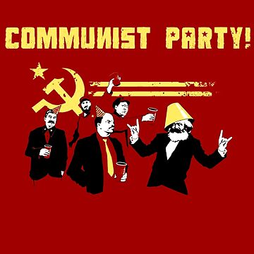 Communist party by oseyrams