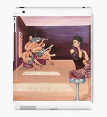 Recording Studio iPad Case/Skin