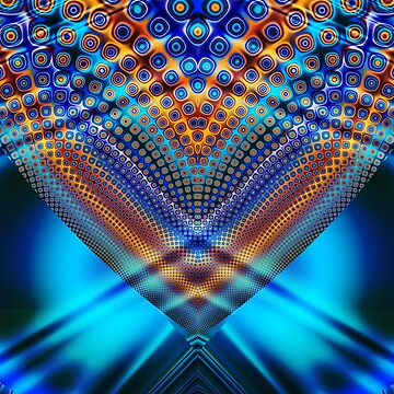 Blue and Orange - Part4 by fractalexperience