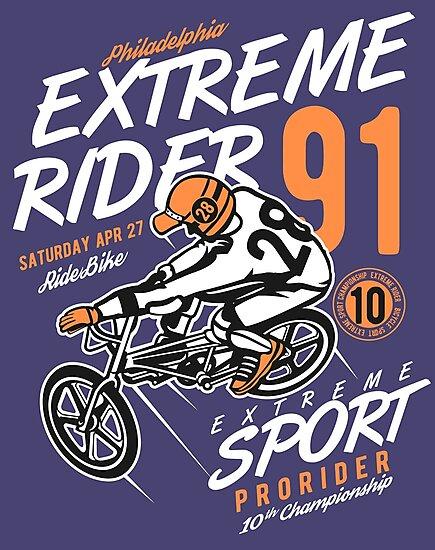Philadelphia Extreme Ride 91 by flipper42