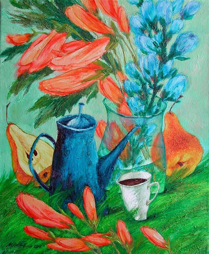 Coffee by MarinaNelyubina