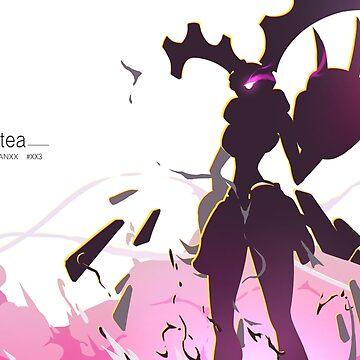 Argentea Silhouette by Kaunta