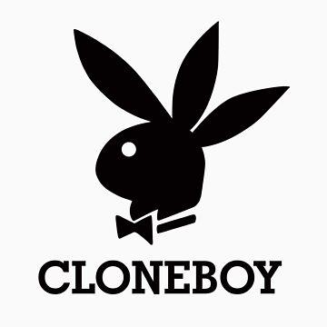 Cloneboy (black) by skukucka