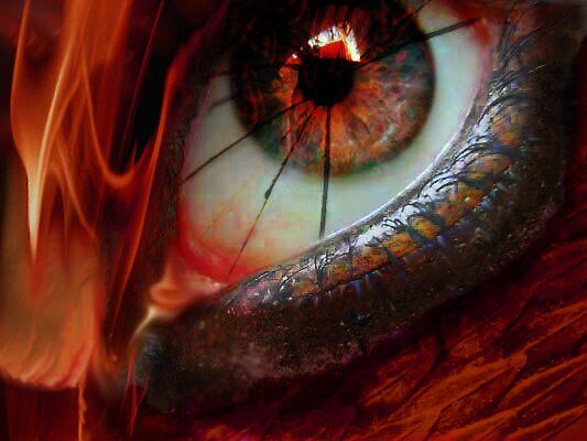 Eye of the Phoenix by TrueTattoos1923