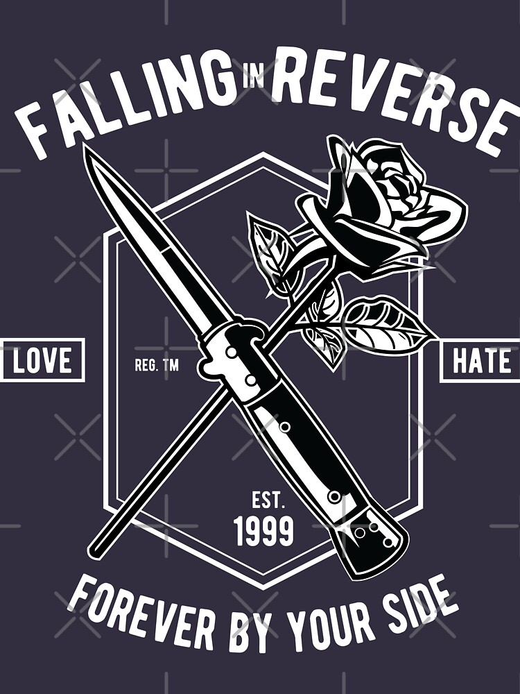 Falling In Reverse -  Love*Hate* - Forever By Your Side by flipper42