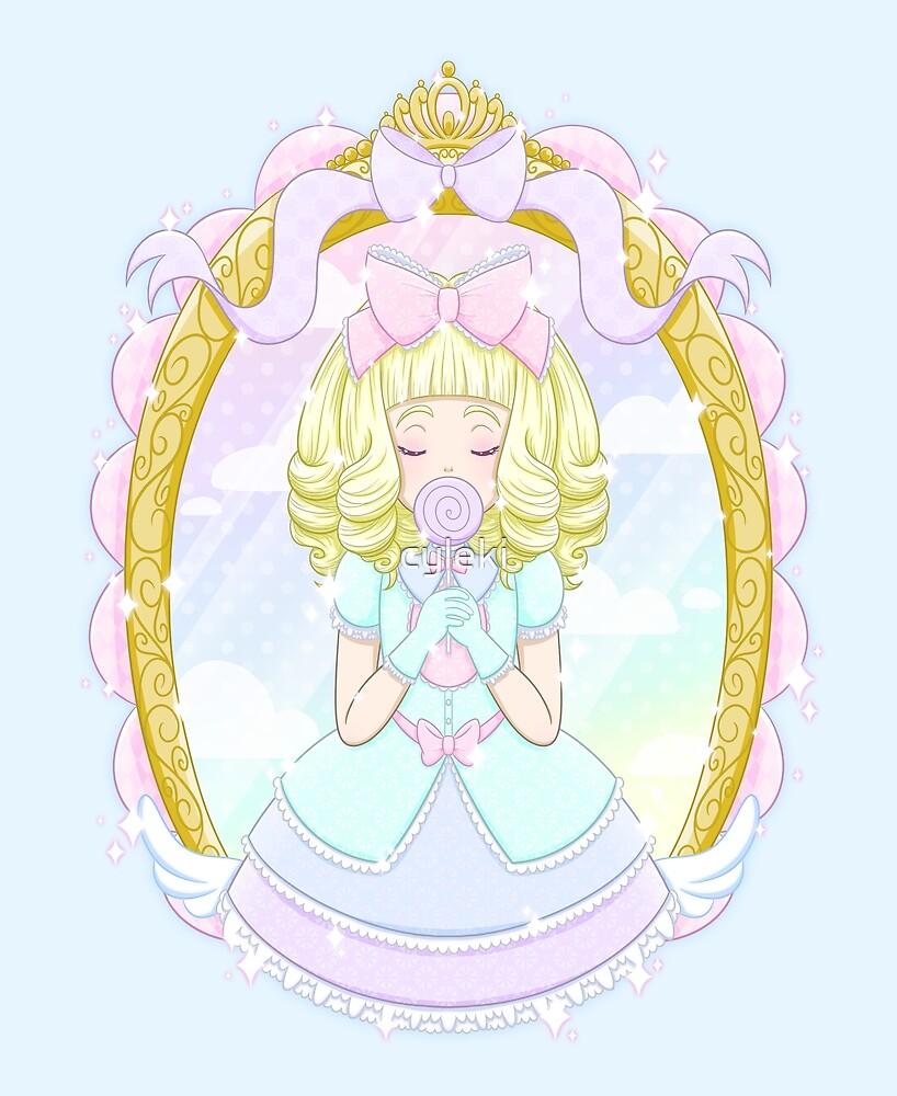 Sweet Candy Girl by cyleki
