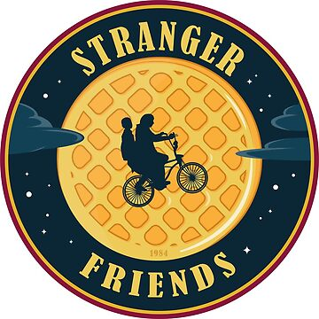 Stranger Friends by 0Coconut