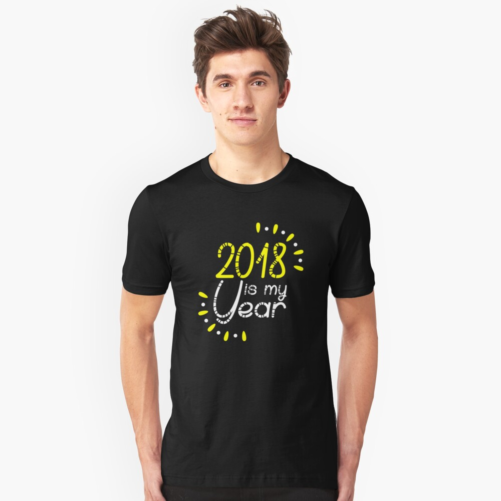 Costume For New Year. Funny Shirt For Daughter/Son. Unisex T-Shirt Front