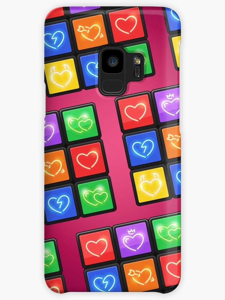 Rubik's Cube with Love Puzzle by Voysla