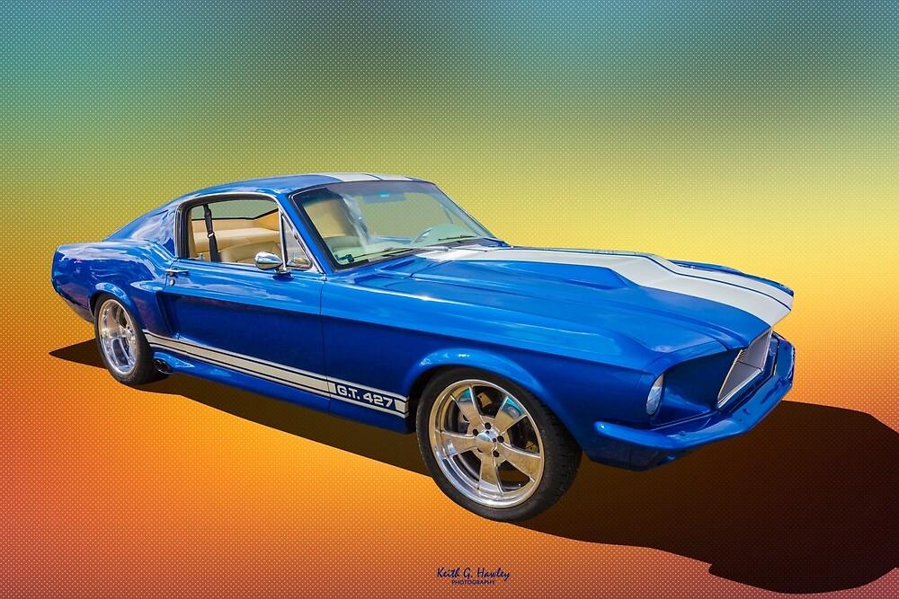 GT-427 by Keith Hawley
