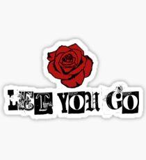 MGK - Let You Go Sticker