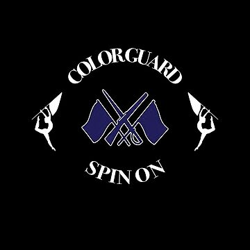 Color Guard Design - Color GuardSpin On by kudostees