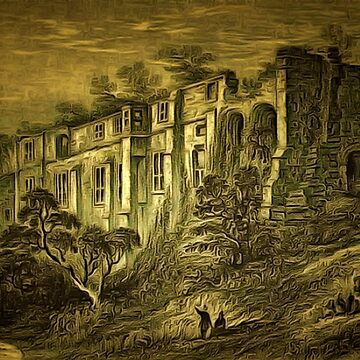 Dunfermline Palace a ruined former Scottish Royal Palace 11th century by ZipaC