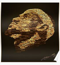LeBron James Art  Poster